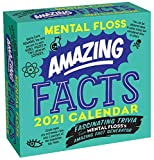 Amazing Facts from Mental Floss 2021 Day-to-Day Calendar: Fascinating Trivia From Mental Floss s Amazing Fact Generator
