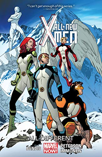 All-New X-Men Vol. 4: All-Different (English Edition)