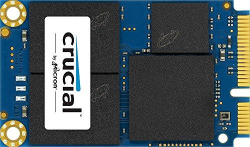 Crucial MX200 500GB Internes Solid-State-Drive (mSATA)