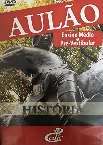 DVD Aulão Ensino Médio e Pré-Vestibular - História