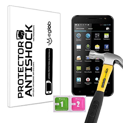 Displayschutzfolie Anti-Shock Kratzfest Bruchsicher Kompatibel mit i-INN Smartlet 3
