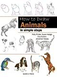 How to Draw: Animals: in simple steps (English Edition)