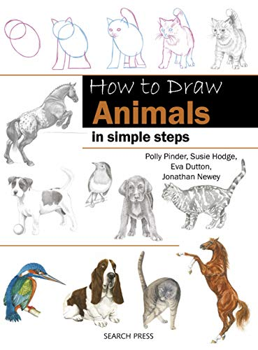 How to Draw: Animals: in simple steps