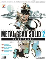 Metal Gear Solid® 2 - Substance? Official Strategy Guide for Xbox de Phillip Marcus
