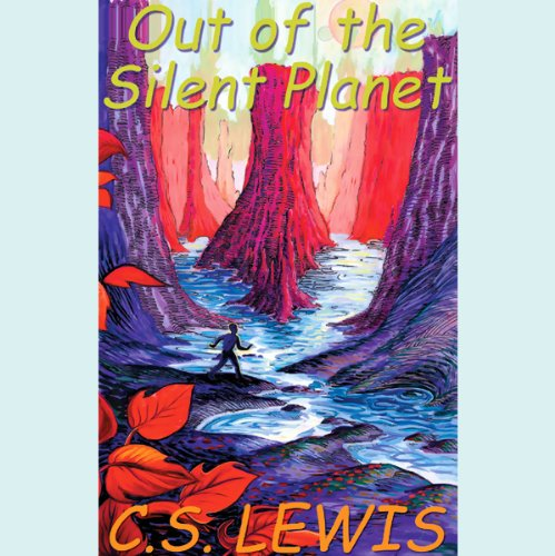 Out of the Silent Planet audiobook cover art