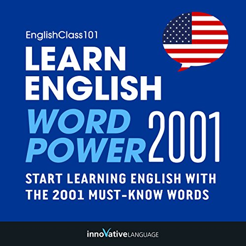 Learn English: Word Power 2001 cover art