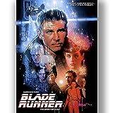 Box Prints Blade Runner Film Vintage Retro-Stil Poster