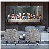 RuiChuangKeJi Leinwand Kunstwerk 40x55cm mit Rahmen