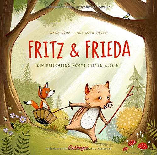 Fritz und Frieda: Ein Frischling kommt selten allein