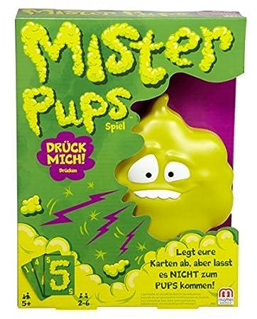 Mister Pups Kinderspiel