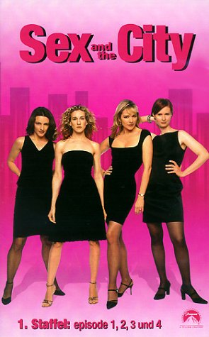 Sex and the City: Season 1, VHS 1