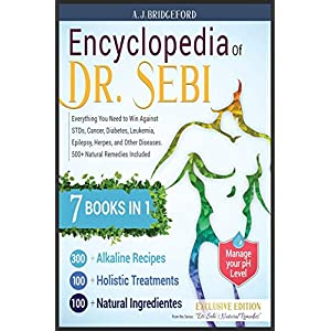 buy  Encyclopedia of Dr. Sebi 7 in 1: Everything You ... AIDS