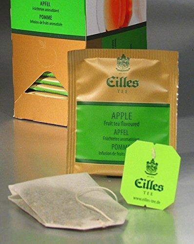 Eilles Teebeutel Deluxe Apfel Früchte