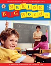 By Patricia M. Cunningham Making Big Words: Multilevel, Hands-On Spelling and Phonics Activities (A Good Apple Language Arts A (1st)