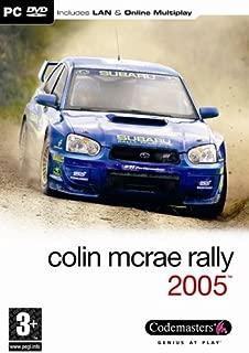 Colin McRae Rally 2005 (PC DVD)