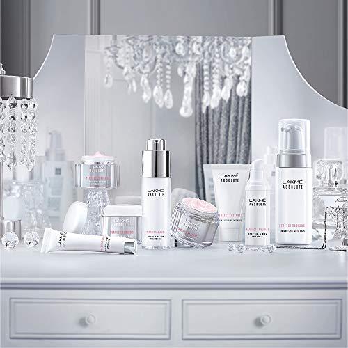 Lakme Absolute Perfect Radiance Skin lightening/Brightening Day Creme 50 g 7