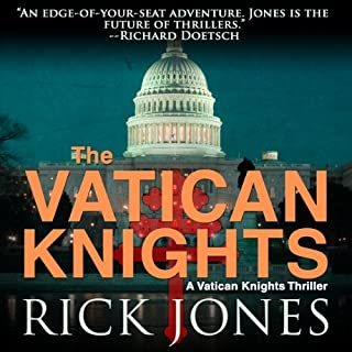 Vatican Knights cover art