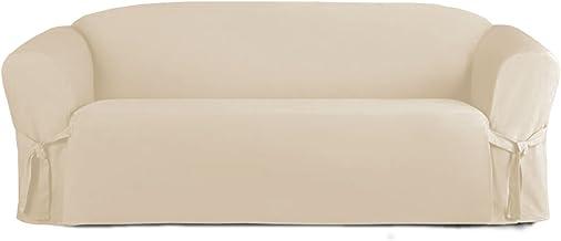 Tremendous Amazon Com Queen Anne Sofa Slipcover Ibusinesslaw Wood Chair Design Ideas Ibusinesslaworg