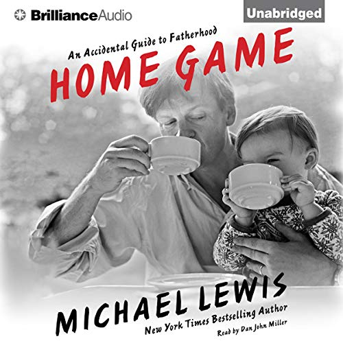 Home Game audiobook cover art