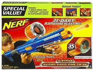 Nerf Raider Rapid Fire CS-35 Special Value