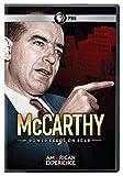 American Experience: Mccarthy [Edizione: Stati Uniti] [Italia] [DVD]