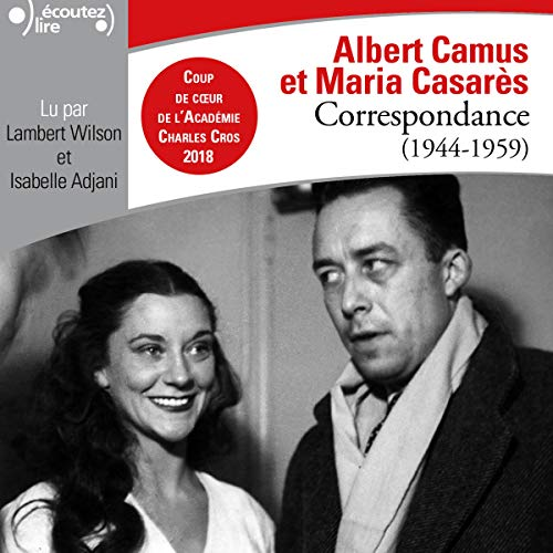 Correspondance (1944-1959) audiobook cover art