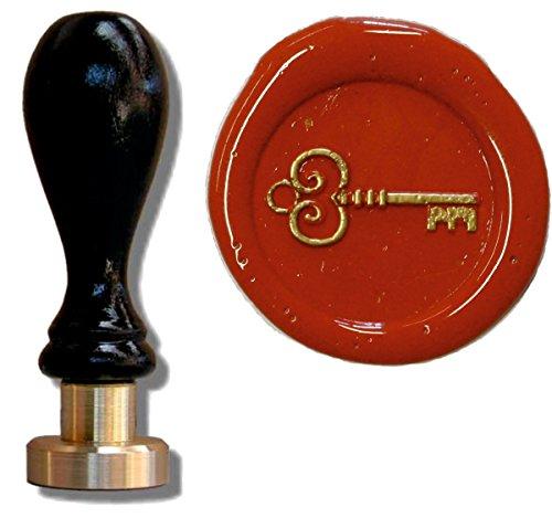 Siegel Stempel Petschaft Schlüssel 24 mm
