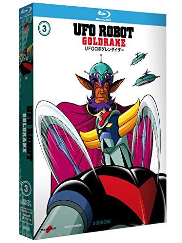 Ufo Robot Goldrake Vol.3 (3 Blu-ray)