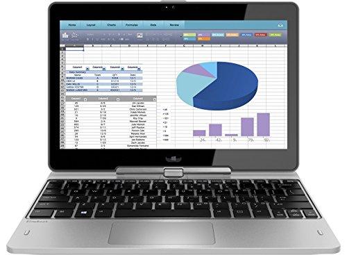 Notebook HP Revolve 810 G3 11 pollici Touch Intel Core i7-5600U 2,60GHz 8GB Ram 240GB SSD Win 10 Pro - Webcam (Ricondizionato)