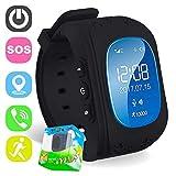 Reloj para Niños,TURNMEON Kids Smartwatch GPS Tracker con Localizador para Niños Niñas SIM...