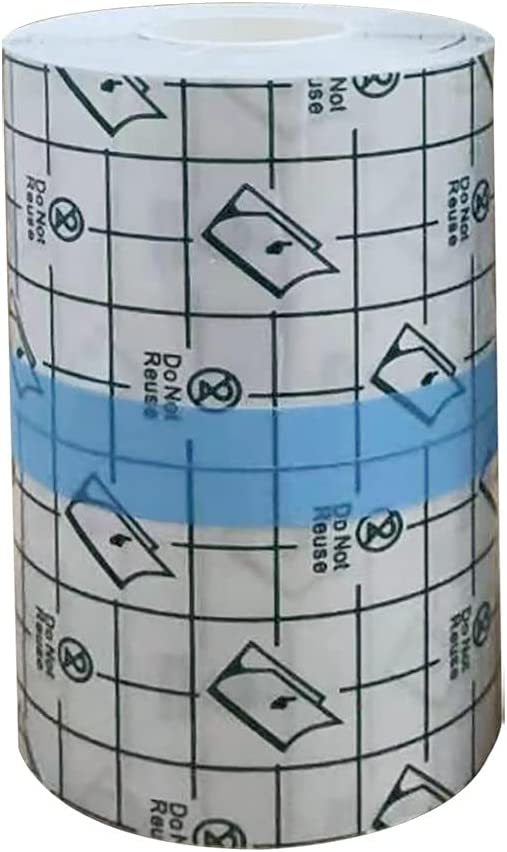 5 ☆ popular Tattoo Aftercare Waterproof Bandage Wrap Second Clear Now free shipping Adhesive