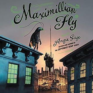 Maximillian Fly cover art