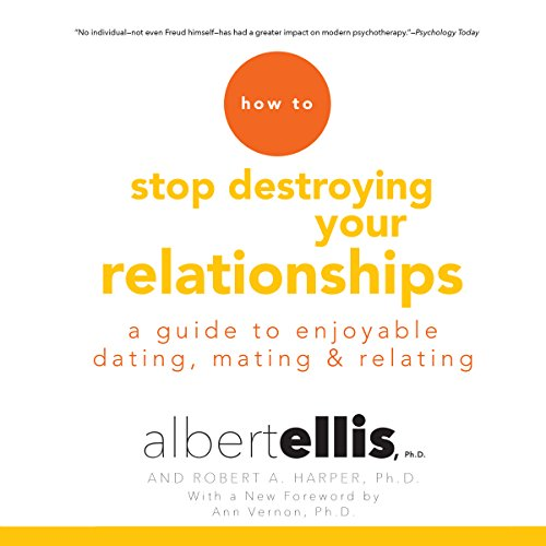 How to Stop Destroying Your Relationships audiobook cover art