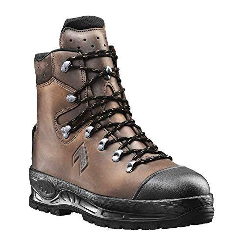 Haix Trekker Mountain Bestens geschützt bei der Arbeit: Sicherheitsschuhe für Forst, Handwerk und Industrie. 46