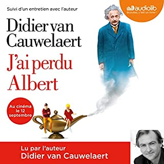Couverture de J'ai perdu Albert