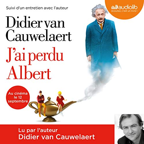 J'ai perdu Albert audiobook cover art