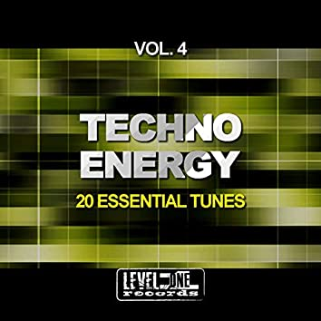Techno Energy, Vol. 4 (20 Essential Tunes)