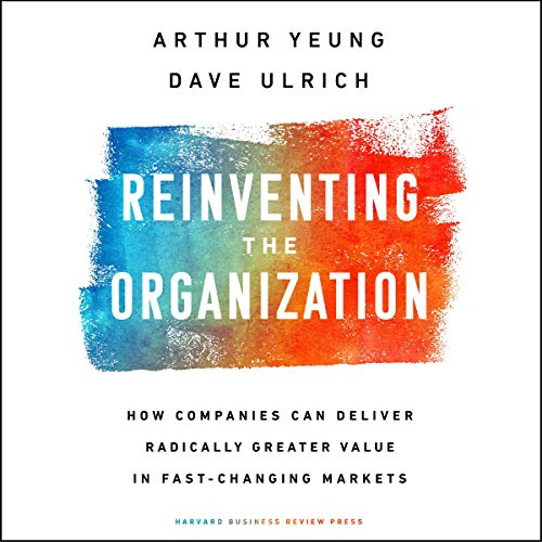 Couverture de Reinventing the Organization