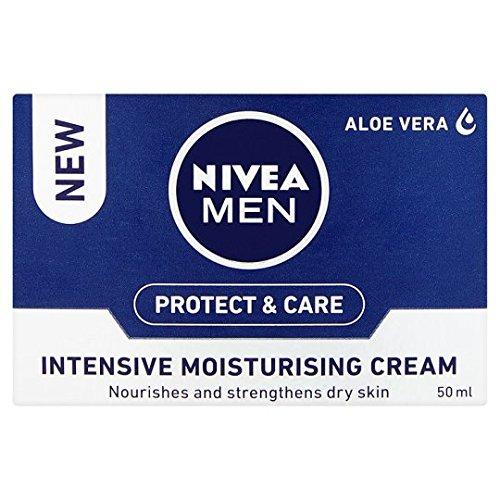 Nivea Hombres Intensivo Hidratante Crema Facial 50ml