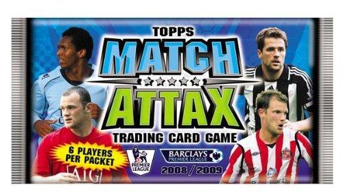 Match Attax Booster Display 2009/2010