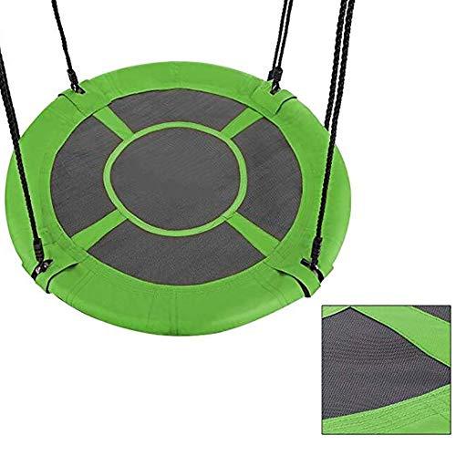 Balançoires YXX Flying Swing Tree Swing pour Enfants Adultes - Capacité de 150 kg, diamètre 80 cm, Installation Facile, Couverture en Tissu Oxford 900D avec Cadre en Acier (Couleur : Style-1)