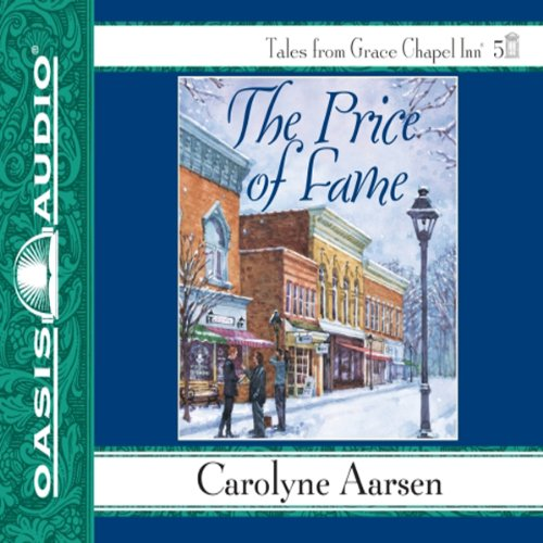 The Price of Fame audiobook cover art
