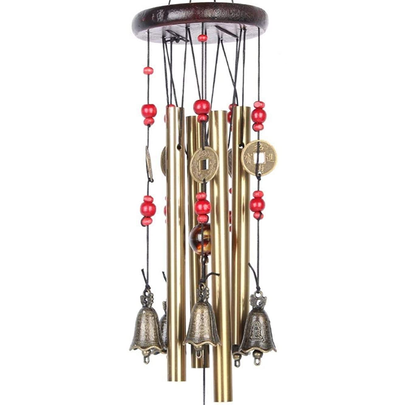 Wind Chimes - Bell Copper Tubes Outdoor Yard Garden Decor Windbell Ornament