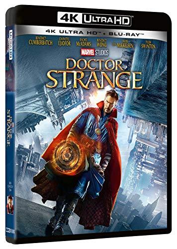 Blu-Ray - Doctor Strange (Blu-Ray 4K Ultra HD+Blu-Ray) (1 BLU-RAY)