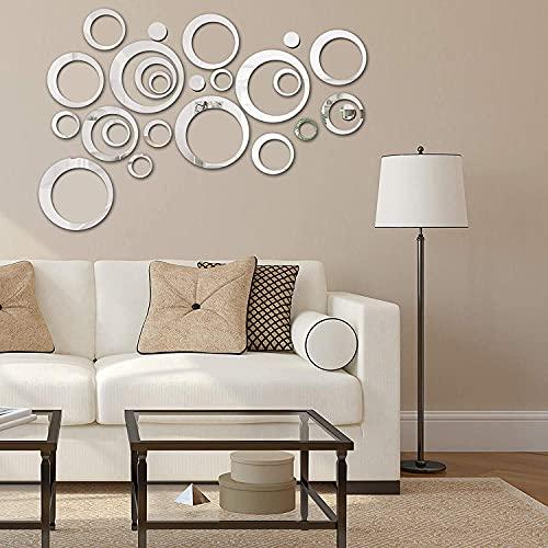 Espejos Decorativos Modernos Pared Marca Shackcom