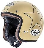 アライ(ARAI) バイクヘルメット ジェット CLASSIC MOD MOD STARS CAMEL 57 スターズ キャメル 57cm~58cm