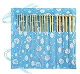 Best Knitting Needle Sets - Bamboo Knitting Needles Set Knitting Needle Case Knitting Review