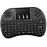 2,4 G Mini teclado inalámbrico Fly Air Mouse Touchpad para Android Smart TV Box PC