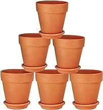 Best clay flower pots Reviews