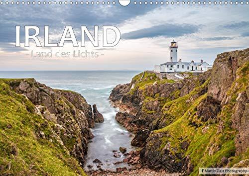 Irland, Land des Lichts (Wandkalender 2021 DIN A3 quer)